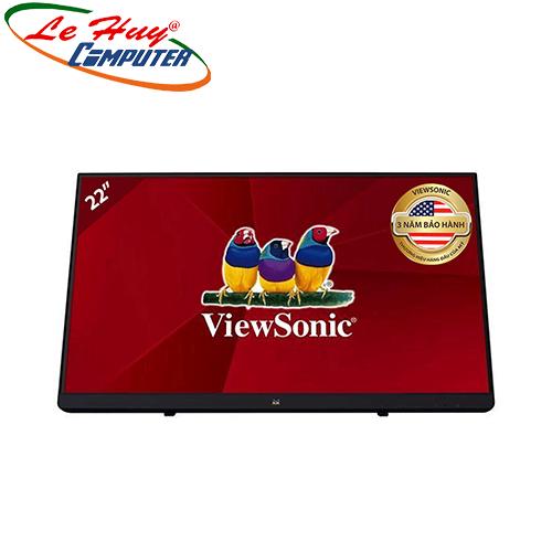Màn hình cảm ứng Viewsonic TD2223 21.5Inch FHD 60Hz