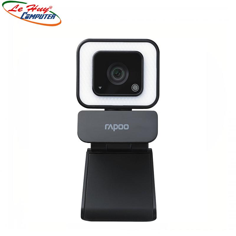Webcam Rapoo C270L FullHD 1080p/ Kẹp/ có Míc