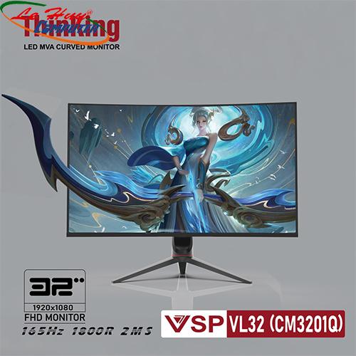 """Màn hình LCD Cong 32"""" VSP THINKING MASTER GAMING VL32(CM3201Q)"""