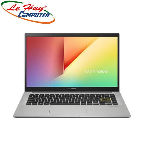 Máy Tính Xách Tay/Laptop Asus Vivobook X413JA-211VBWB (i3-1005G1/ 4GB/ 128GB SSD/ 14 FHD/ VGA ON/ Win10/ White)