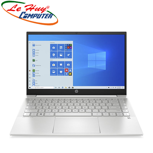 Máy Tính Xách Tay/Laptop HP Pavilion 14-dv0520TU (46L92PA) (i3-1125G4/ 4Gb/ 256GB SSD/ 14FHD/ VGA ON/ Win10/ Silver)