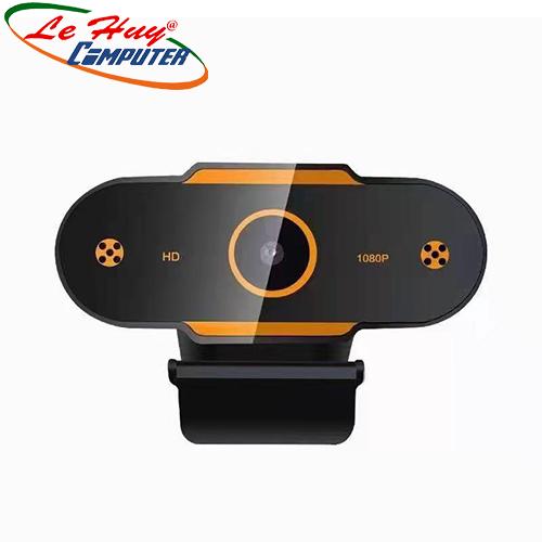 Webcam Full Hd 1080p Có Kẹp Gắn Micro