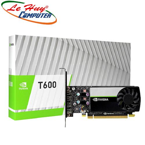Card Màn Hình - VGA Card LEADTEK NVIDIA Quadro T600