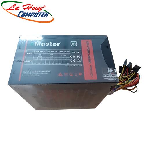 Nguồn máy tính EMASTER ATX-772BR CST 350W