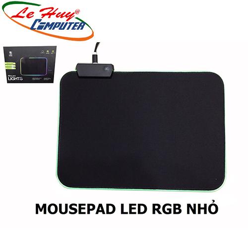 Miếng lót chuột LED RGB nhỏ