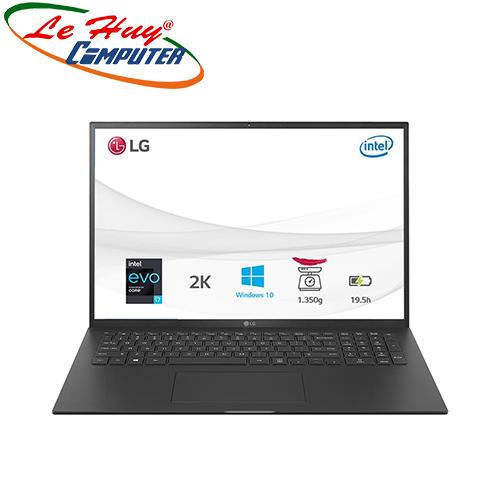 Máy Tính Xách Tay/Laptop LG Gram 17Z90P-G.AH78A5 (i7 1165G7/16GB/1TB SSD/17.0/Win10/Đen)