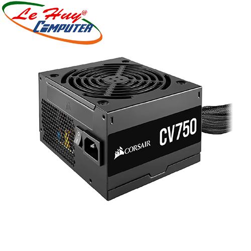 Nguồn máy tính Corsair CV750 - 750w 80 Plus Bronze (CP-9020237-NA)