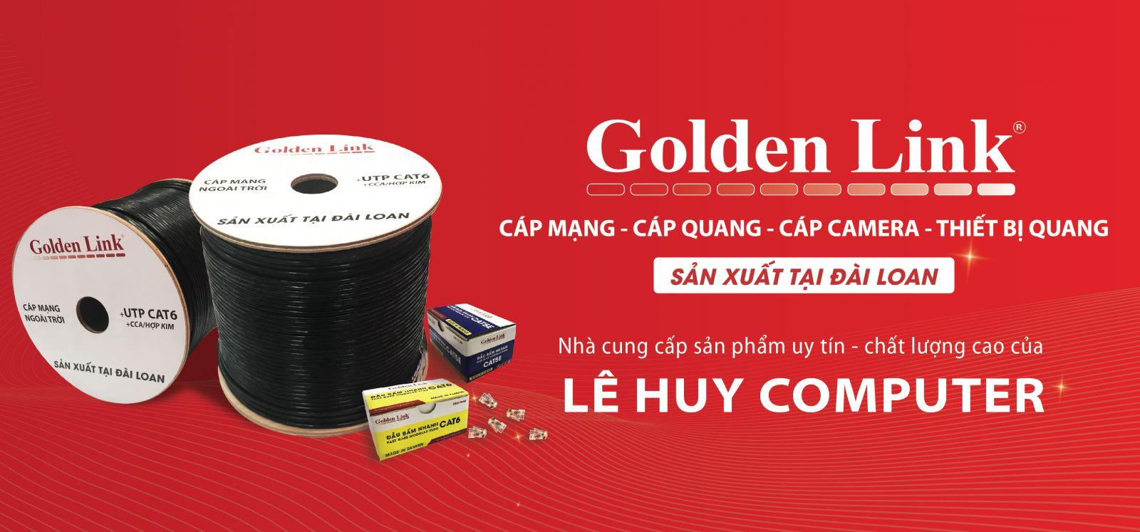 Cáp Golden Link